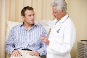 После прохождения диагностических процедур врач сможет точно определить тип недуга