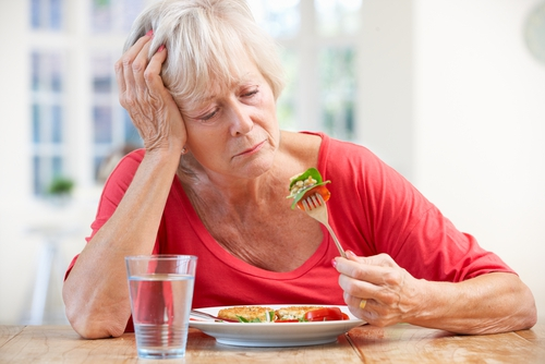 Постоянное отсутствие аппетита говорит о проблемах со здоровьем