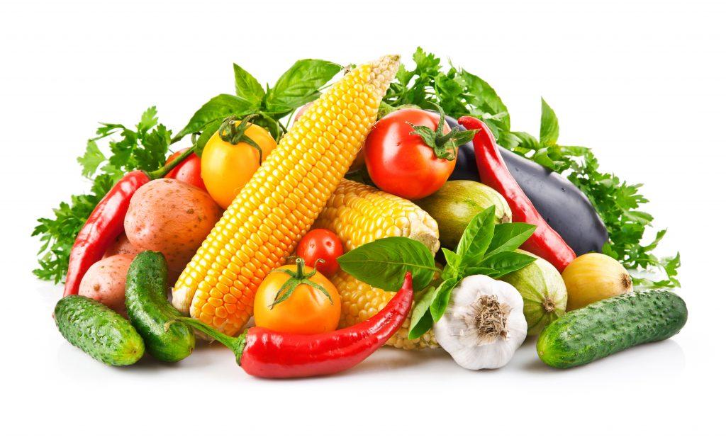 Употребляйте больше свежих овощей
