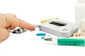Сахарный диабет - как одна из провоцирующих причин