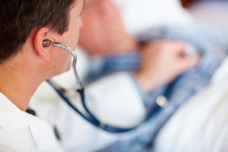 Пациентам с декомпенсированной сердечной недостаточностью показано стационарное лечение