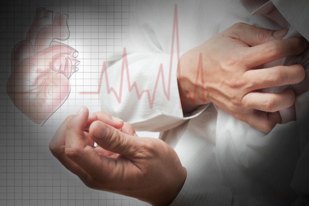 Заболевание возникает ввиду частичной непроходимости артерий которые обеспечивают транзит крови и кислорода к миокарду