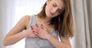Учащенное сердцебиение может быть признаком заболевания