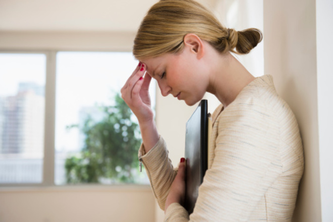 Постоянные головные боли - явный признак неполадок в организме