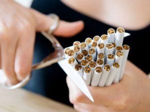 Отказ от вредных привычек поможет сохранить здоровье