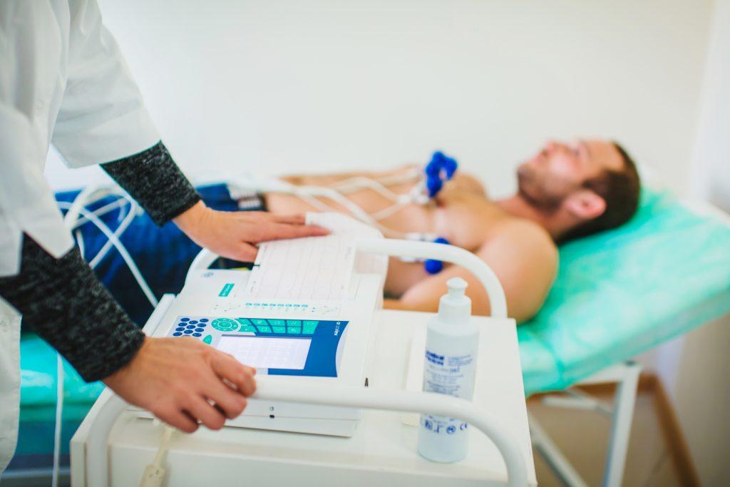 Диагностика недуга с помощью ЭКГ