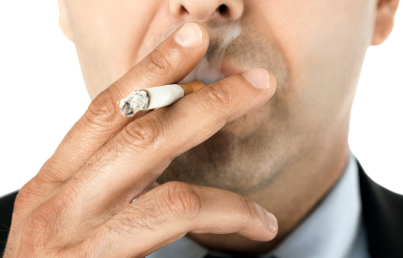cigarette smoking in essay with conclusion