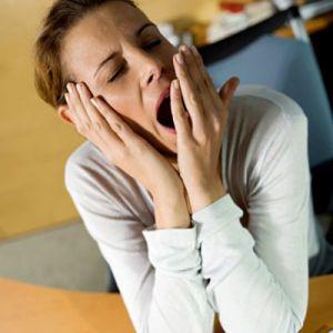 Один из признаков недуга - сонливость