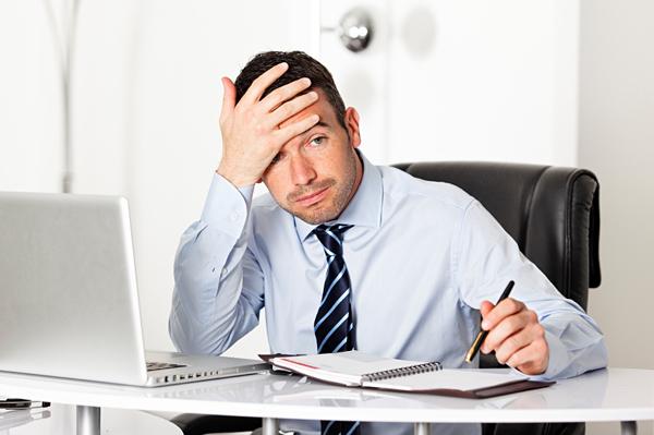Постоянные стрессы способны нанести урон здоровью