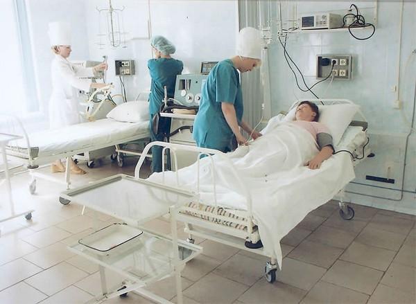 Лечение трансмурального инфаркта