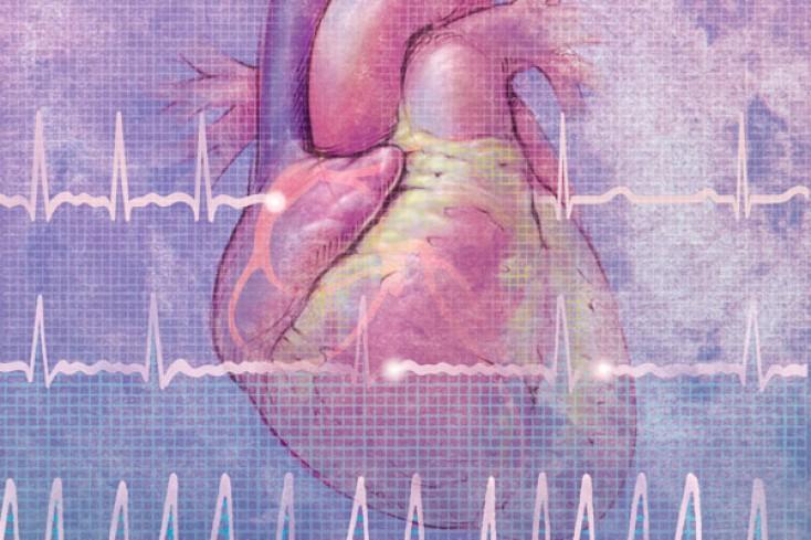 Современной оборудование помогает обнаружить малейшие отклонения в работе сердца