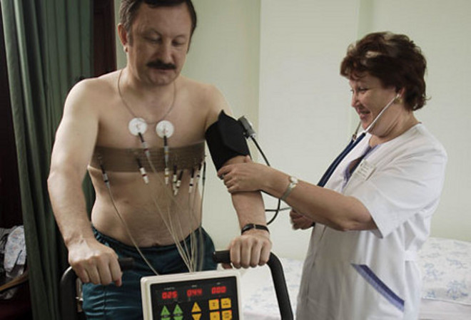 Проведение эхокардиографии поможет определить готово ли сердце к нагрузкам