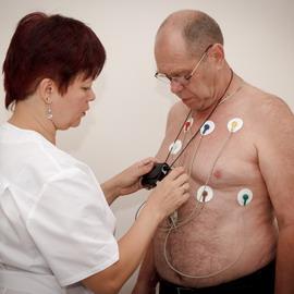 Мониторинг является оптимальным методом диагностики