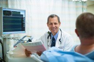 Посещение врача обязательно при любых проявления болезни