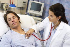Болезнь может развиться на фоне ишемии сердца
