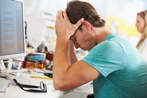 Постоянный стресс может привести к проблемам со здоровьем