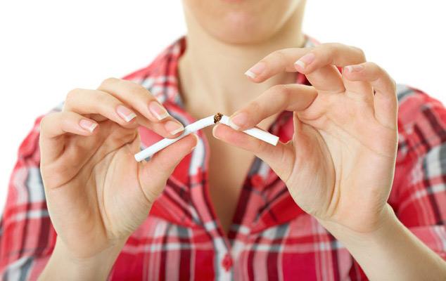 Откажитесь от вредных привычек, это поможет укрепить здоровье