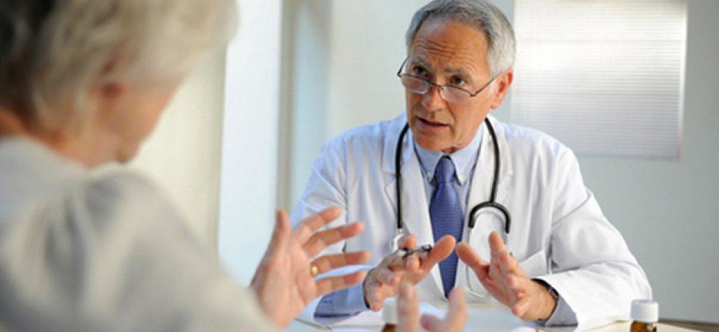 Грамотное лечение сможет подобрать только специалист