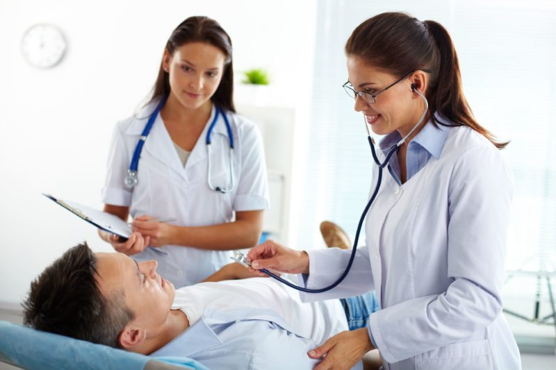 Лечение легочной гипертензии