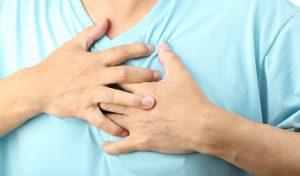 Обратите внимание на постоянные боли в груди - это может быть признаком болезни