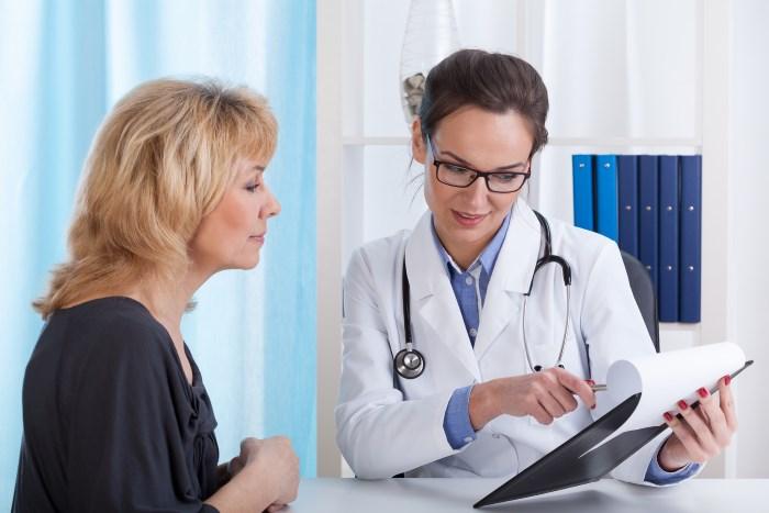 Необходимое лечение назначается только после полной диагностики