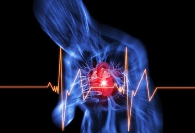 Метаболические изменения в сердце на экг