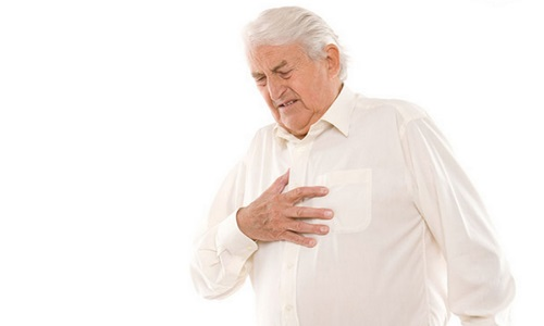 Сдавливание в груди