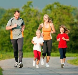 Регулярные физические нагрузки - хорошая профилактика болезни