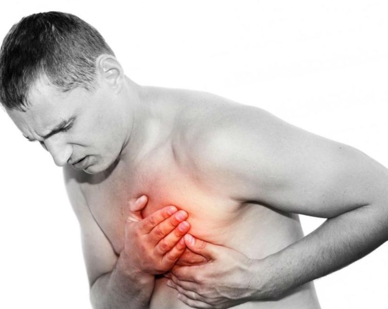 kardiomiopatiya 2 - The first signs of a heart attack in men first aid